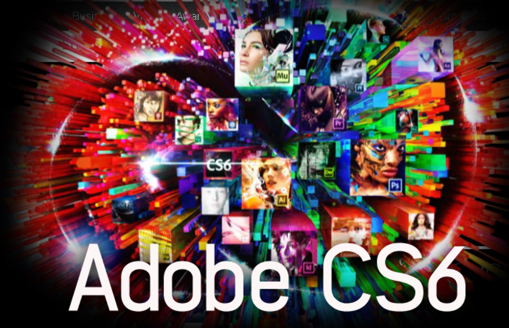 Adobe Master Collection CS6 Win издание 64bit+32bit При поддержке.